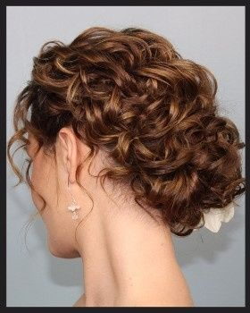 Coiffure Boucle Anglaise Mariage Le7emecontinent