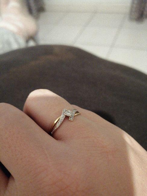 Bague de fiançailles 19
