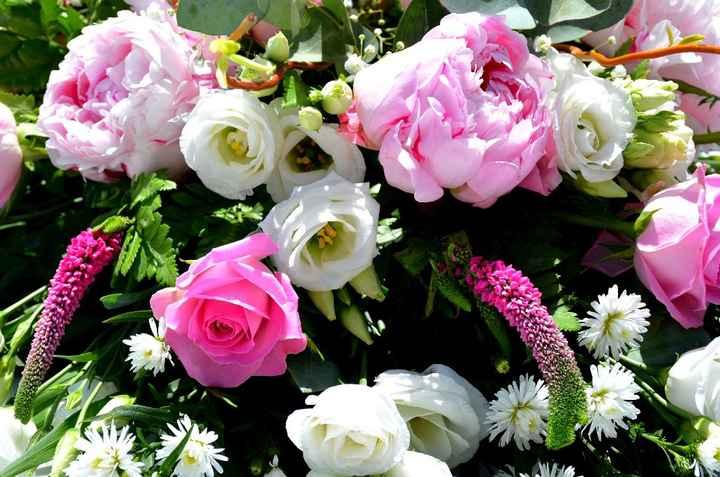 Installation des fleurs et devis - 1