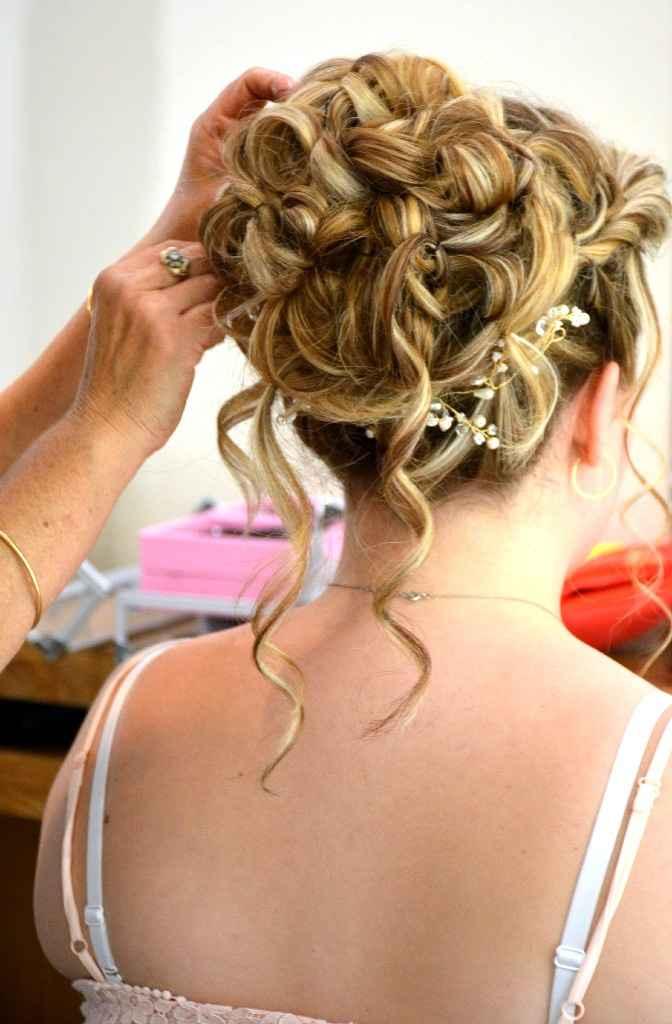 Partagez vos photos !  On continue ? etape 6 : coiffure - 3