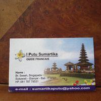 Notre lune de miel à Bali - 1