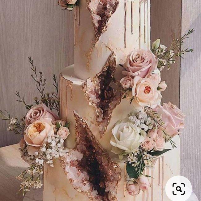 Gâteau de mariage 4