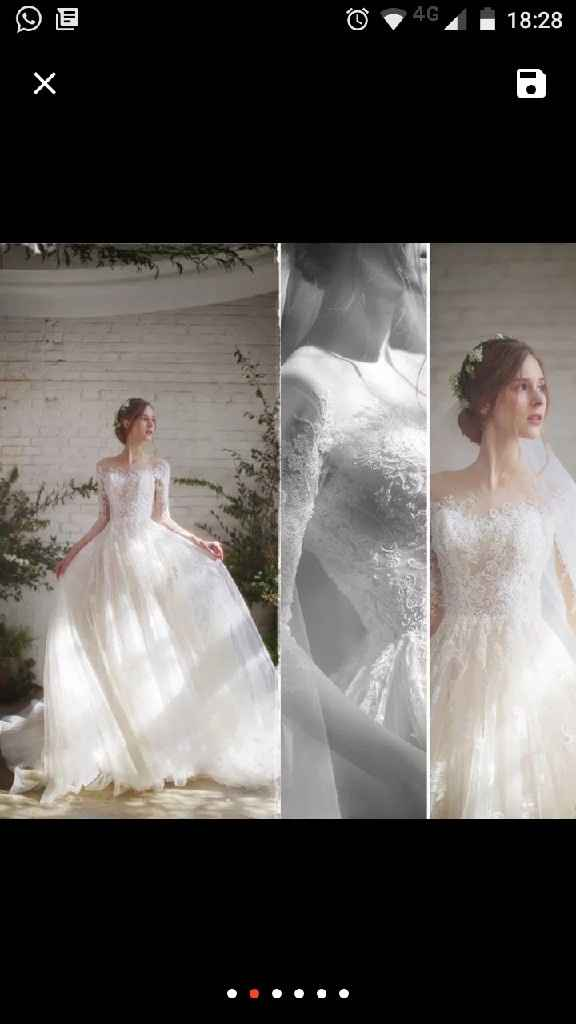 La robe de mes rêves  Gayou - 1