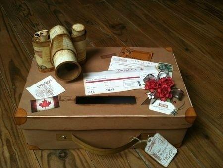 Recherche une urne valise d coration forum for Decoration urne
