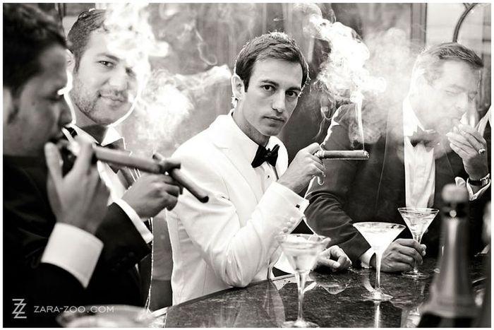 bar a cigar