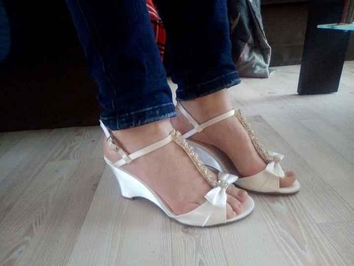 Mes chaussures sont arrivées ! - 1