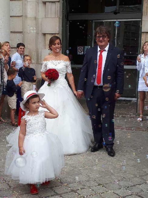 Mariage du 25 août - 2