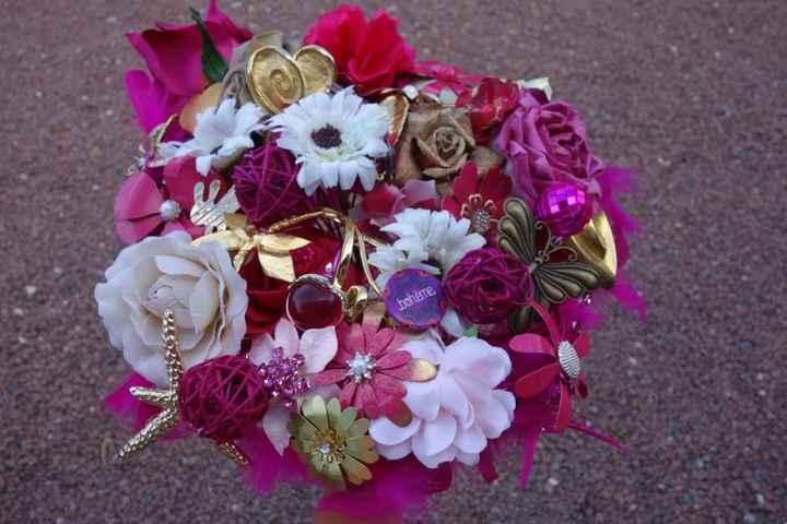 Le bouquet suite...
