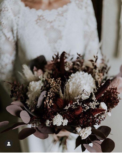 Que faire de son bouquet de mariée? 2