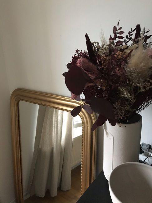 Que faire de son bouquet de mariée? 3
