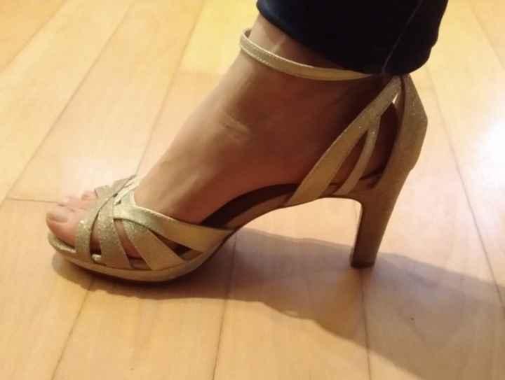 Comment seront vos chaussures ? - 1