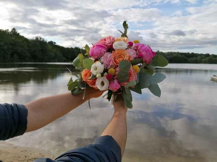 Essai de bouquet - 1