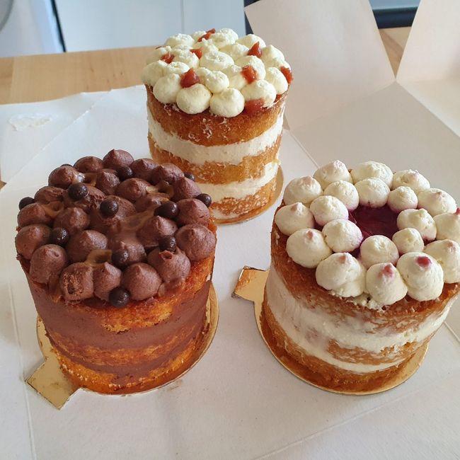 Dégustation gâteau 1