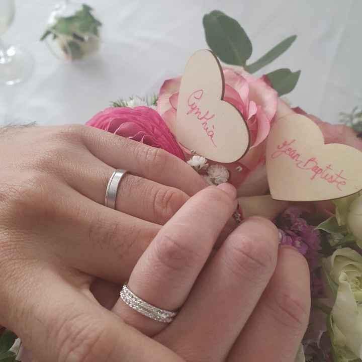 Nous sommes mariés ! - 1