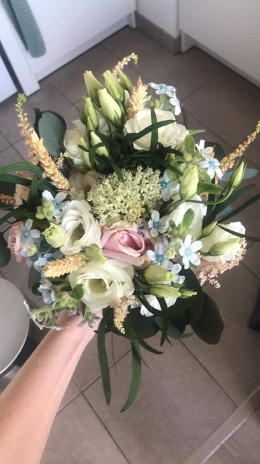 Le bouquet de la mariée ! - 1