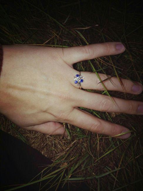 Avis sur bague de fiançailles - 1