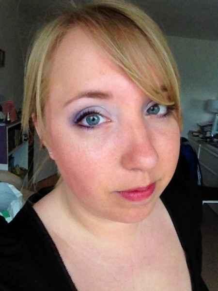 Essai maquillage :)