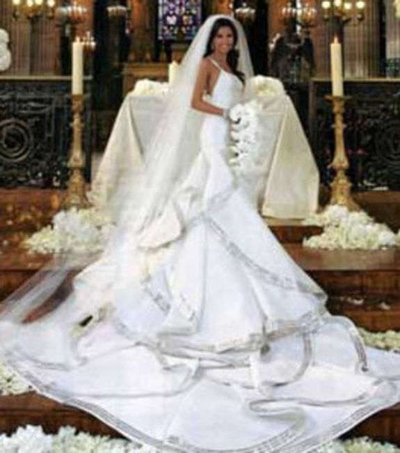 Mariage Eva Longoria Robe Page 2 Mariages Celebres Forum