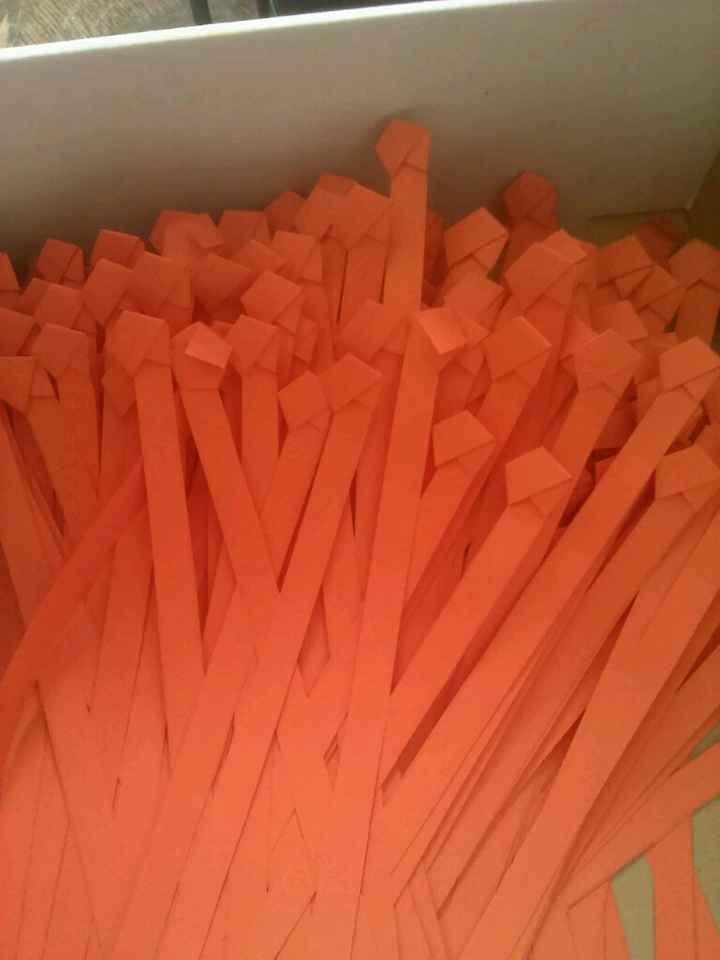 Etoiles origamis: besoin d'aide pour les phrases... - 1