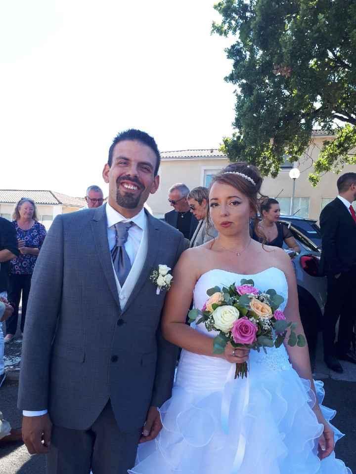 Quelques photos de notre mariage du 15 septembre 2018 - 4