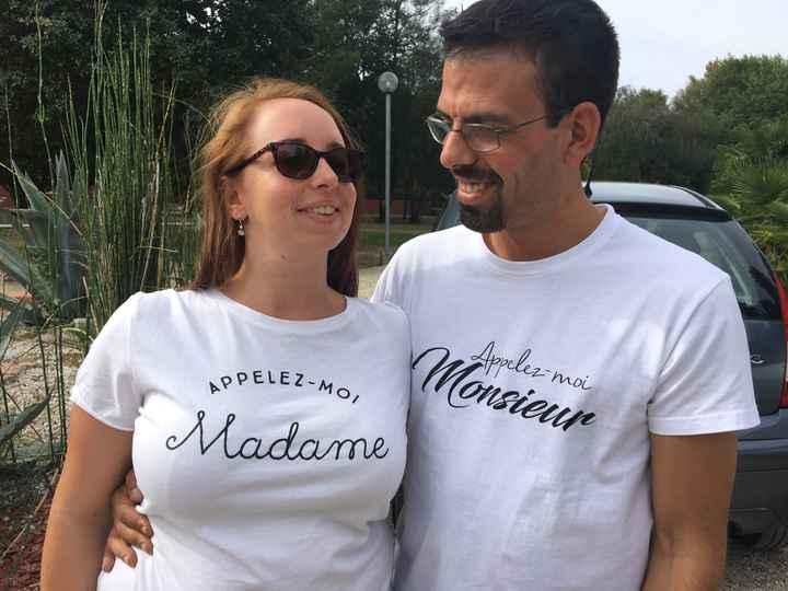 Lendemain du mariage - 1