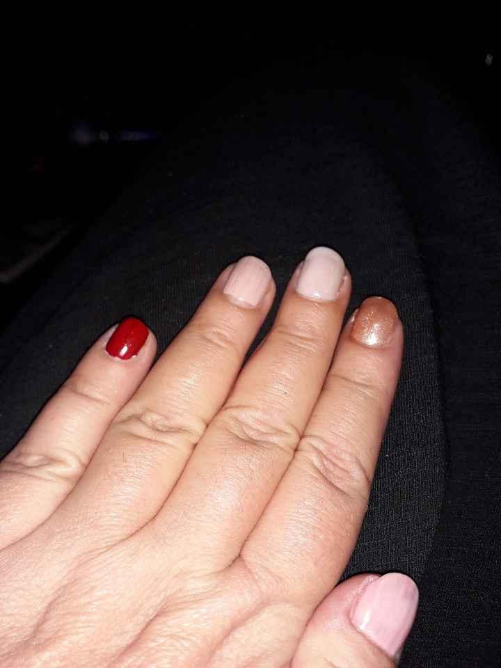 Besoin de votre avis sur le vernis à ongles ? - 1