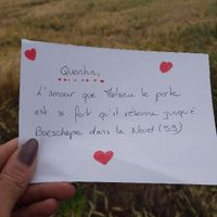 Love note 😍 - 1
