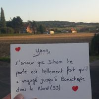Love note pour Siham - 1