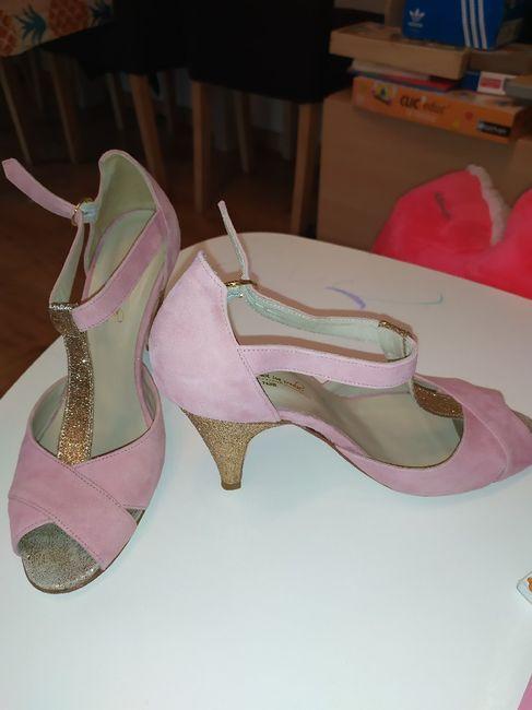 Chaussure de mariée 6