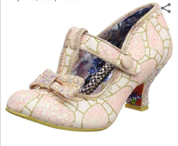Chaussures de mariées - 1