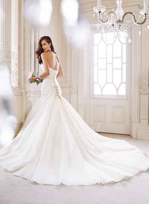Mes robe de mariée - 1