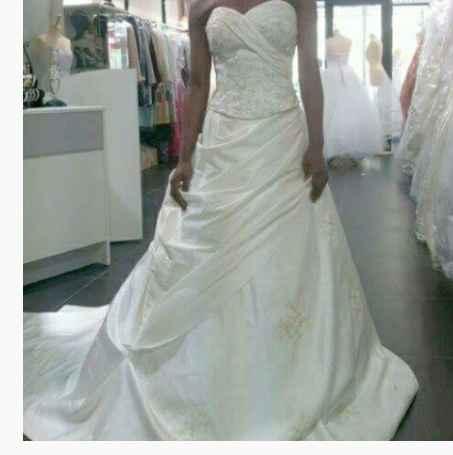 Mes robe de mariée - 3