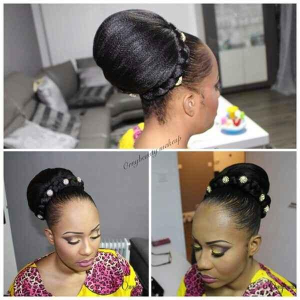 Maquilleuse  et coiffeuse pour tous types de peaux - 3