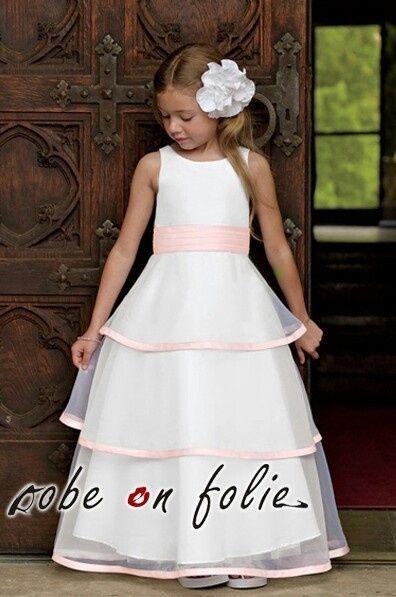 Robe de demoiselle d honneur pour petits fille 13 for Robes de demoiselle d honneur pour les mariages de novembre