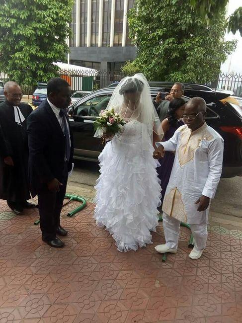 Le mariage de ma cousine - 1