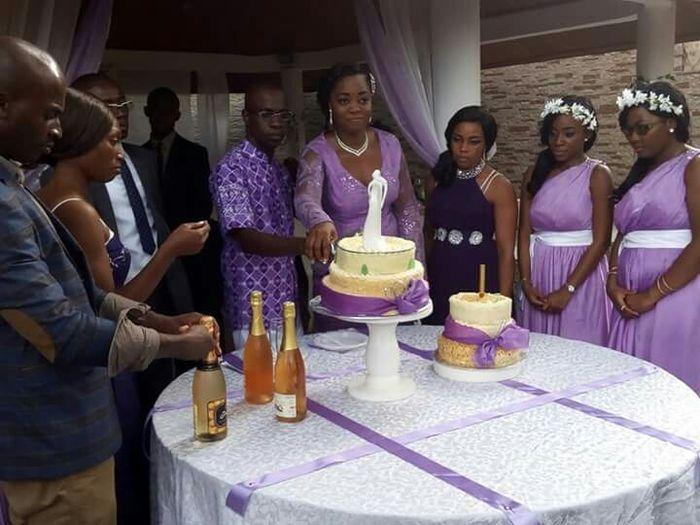 Le mariage de ma cousine - 4