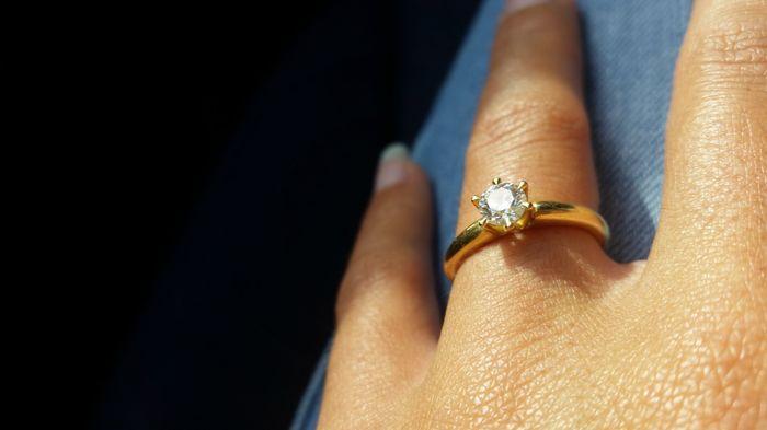 Bagues de fiançailles - 2