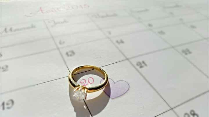 Bagues de fiançailles - 1