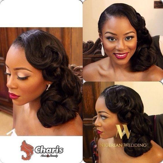 Souvent Inspiration beauté maquillage mariée peau noire - Beauté - Forum  BH47