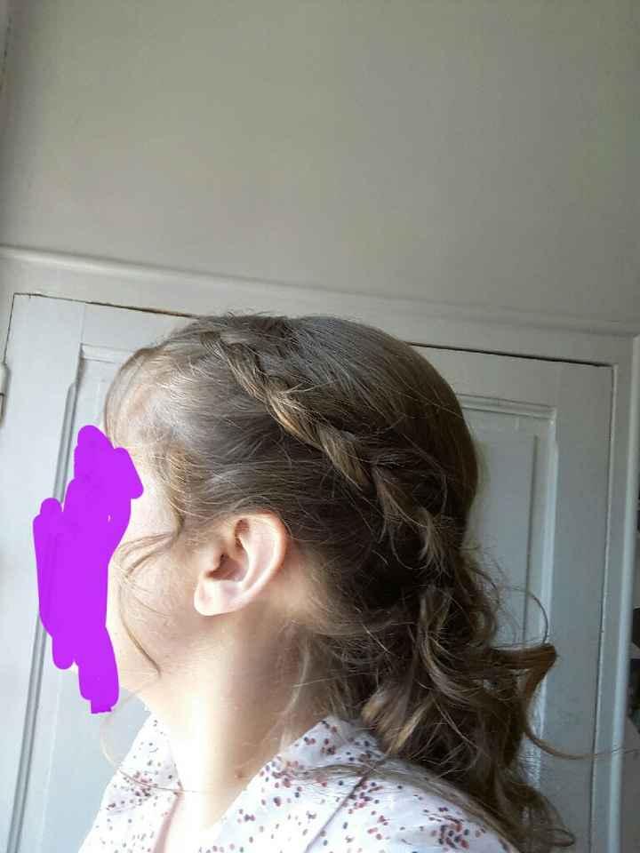 Essai coiffure ? 🤔 - 1