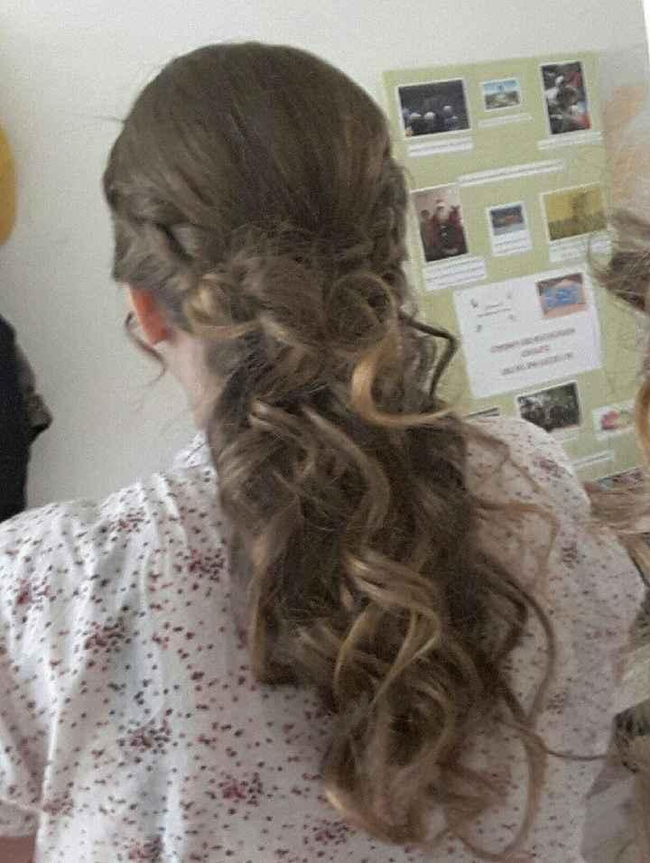 Essai coiffure ? 🤔 - 3