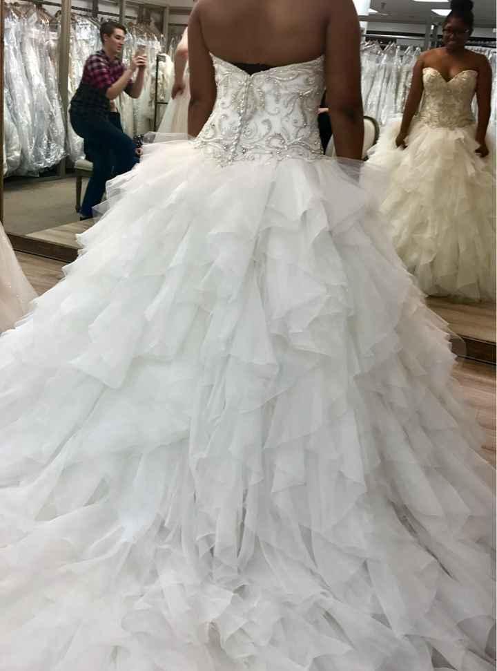 Je pense que j'ai trouvé ma robe !! - 2