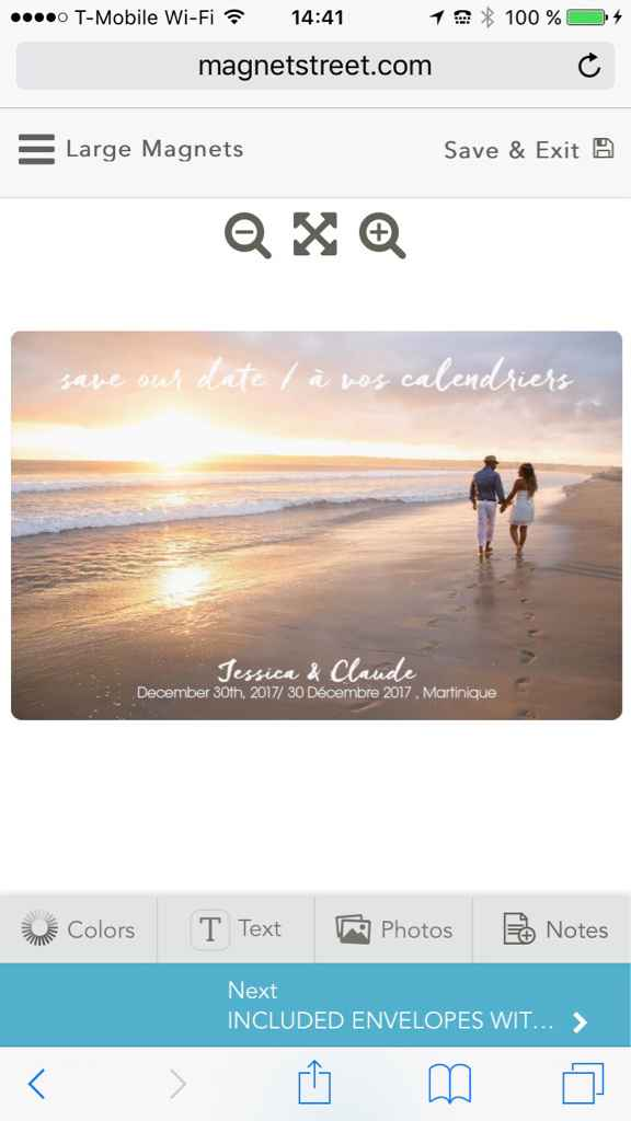 Save the date et invitations - 2