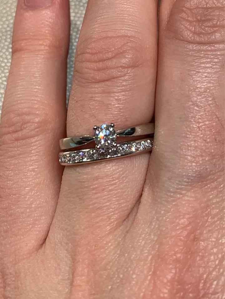 Alliance tout or ou avec diamants ? - 2