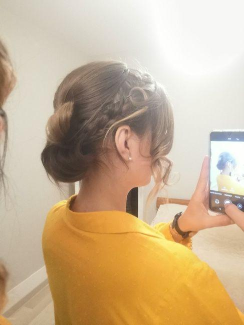 1Er essai coiffure 5