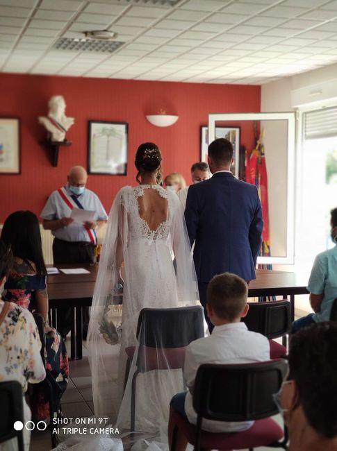 Notre mariage surprise du 15 août 5