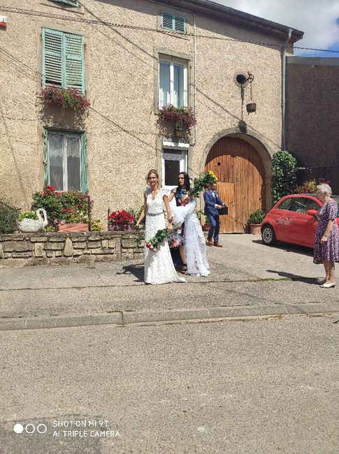 Notre mariage surprise du 15 août 9