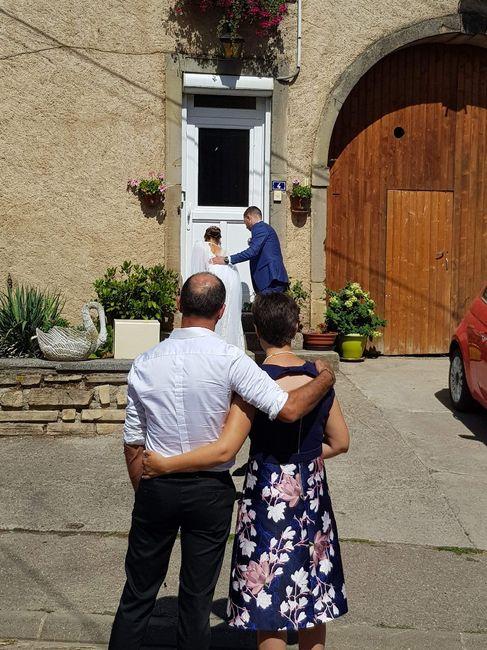 Notre mariage surprise du 15 août 10