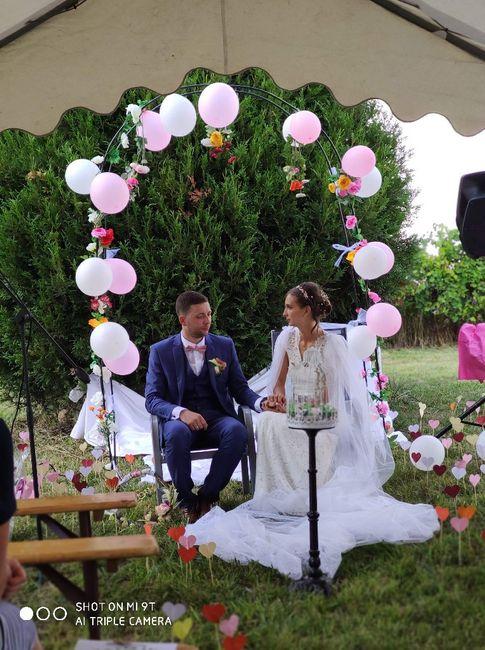 Notre mariage surprise du 15 août 11