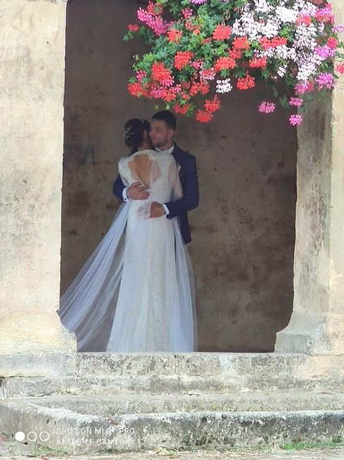 Comment imagines-tu la réaction de ton futur lorsqu'il te découvrira dans ta robe de mariée ? - 1